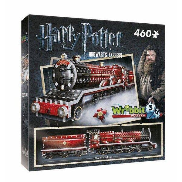 Harry Potter 3D Puzzle Hogwarts Express Puzzle 3d 460 Stück