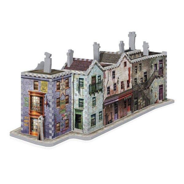 Harry Potter 3D Puzzle Winkelgasse Puzzle 3d 450 Stück