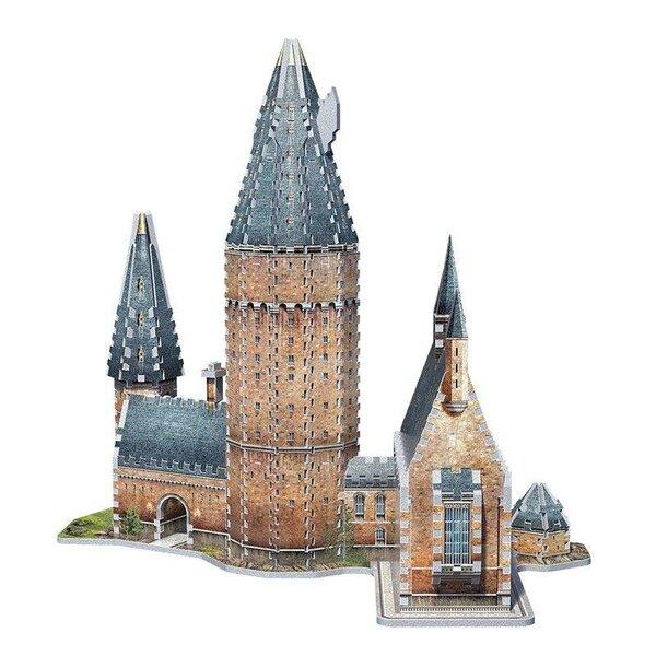 Harry Potter 3D Puzzle Great Hall Puzzle 3d 850 Stück