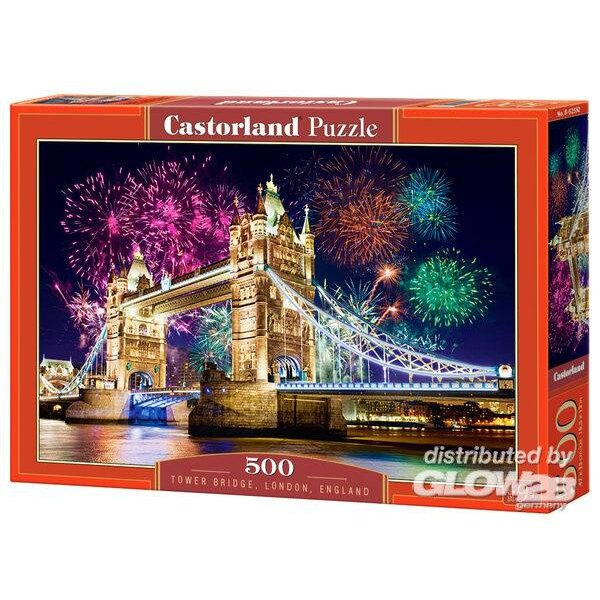 Tower Bridge, England Puzzle 500 Stück