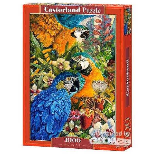 Amazonas Puzzle 1000 Stück