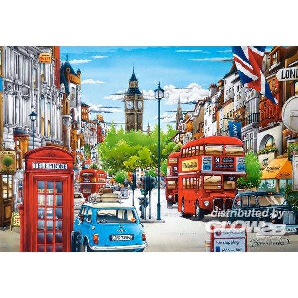 London Puzzle 1500 Stück