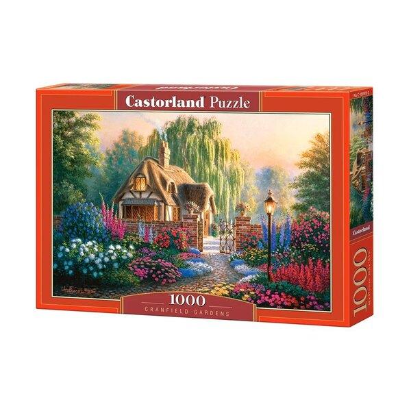 Cranfield Gärten Puzzle 1000 Stück