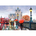 Puzzle Tower Bridge, Puzzle 1500 Teile  Castorland C-151455-2