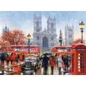 Puzzle Westminster Abbey, Puzzle 3000 Teile  Castorland C-300440-2