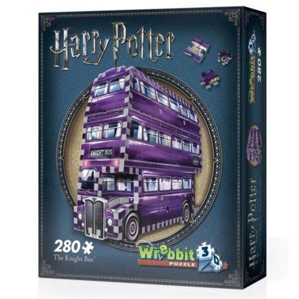 Harry Potter 3D Puzzle Fahrender Ritter Puzzle 280 Stück