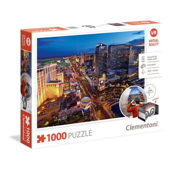 Las Vegas (Ax2) Puzzle 1000 Stück