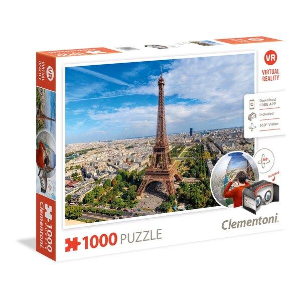 Paris -  Eiffelturm Puzzle 1000 Stück