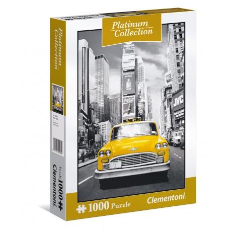 Platinum Collection 2 - New York (Schwarzweiß ) (Ax2) Puzzle 1000 Stück