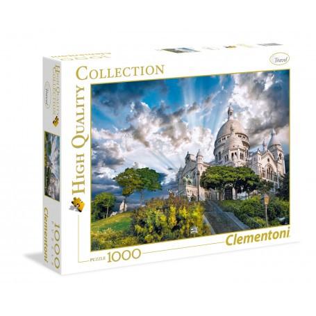 Montmartre - Le Sacré Coeur Puzzle 1000 Stück