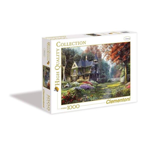 Viktorianische Garten Puzzle 1000 Stück