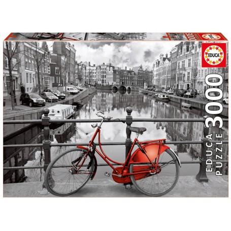 Amsterdam Puzzle 3000 Stück