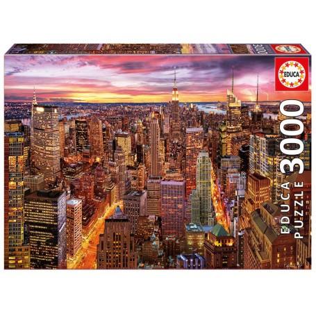 Manhattan Puzzle 3000 Stück