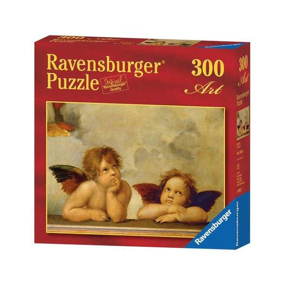 Cherubim / Raffaello Puzzle 300 Stück