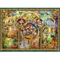 Puzzle Disney Familie Ravensburger RAV-141838