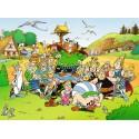 Puzzle Asterix im Dorf Ravensburger RAV-141975