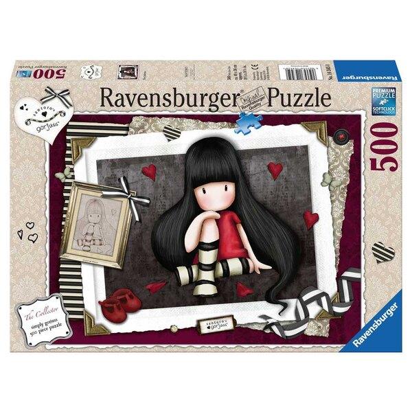 Der Sammler / Gorjuss Puzzle 500 Stück