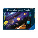 Puzzle Das Sonnensystem Ravensburger RAV-149261