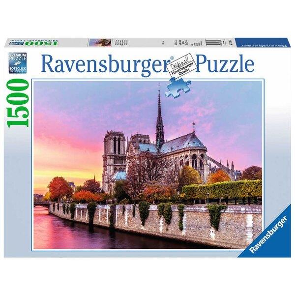 Malerische Notre-Dame Puzzle 1500 Stück