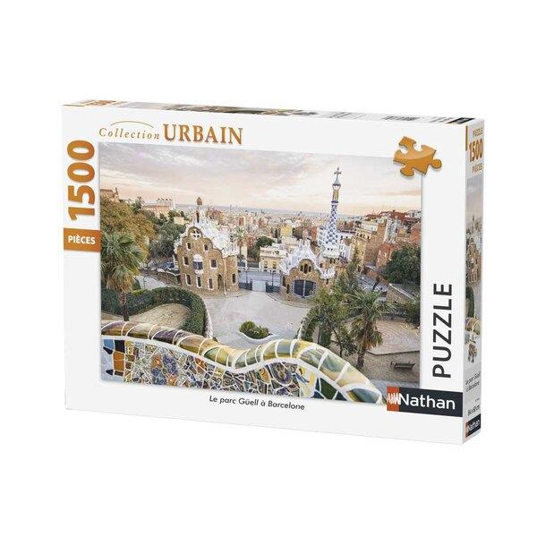 Park Güell in Barcelona Puzzle 1500 Stück