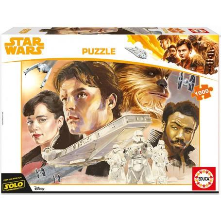 Puzzle Han solo, a Star Wars story  Educa EDUCA-17682