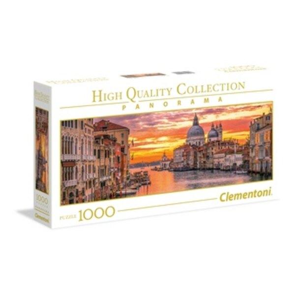 Panorama - Der große Kanal von Venedig  Puzzle 1000 Stück