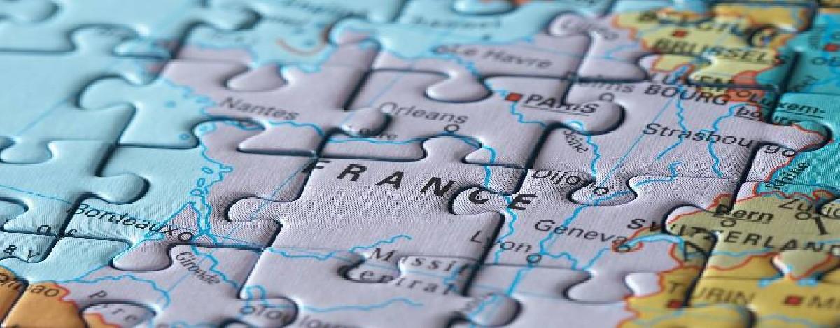 Puzzle Länder - alle Puzzles sind auf 1001puzzles.de