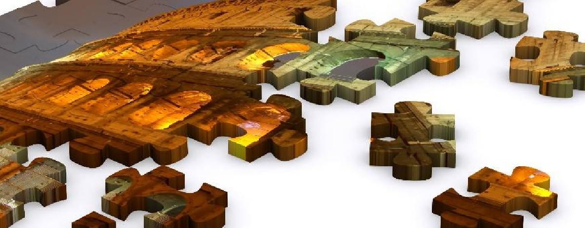 Puzzle Monumenten - alle Puzzles sind auf 1001puzzles.de